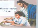 Examination Prayer