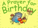 A Prayer for Birthday